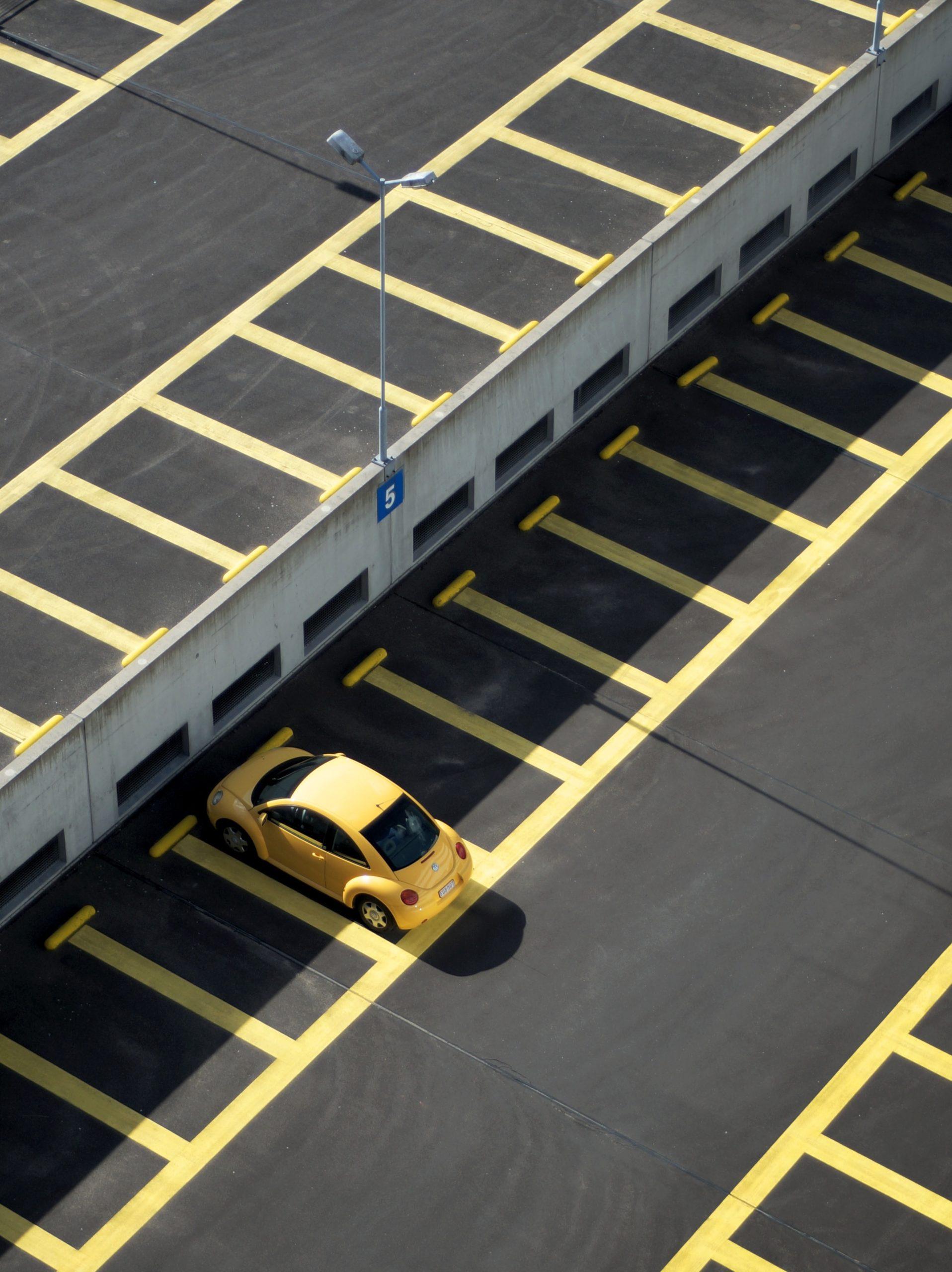 5 raisons d'investir dans un parking