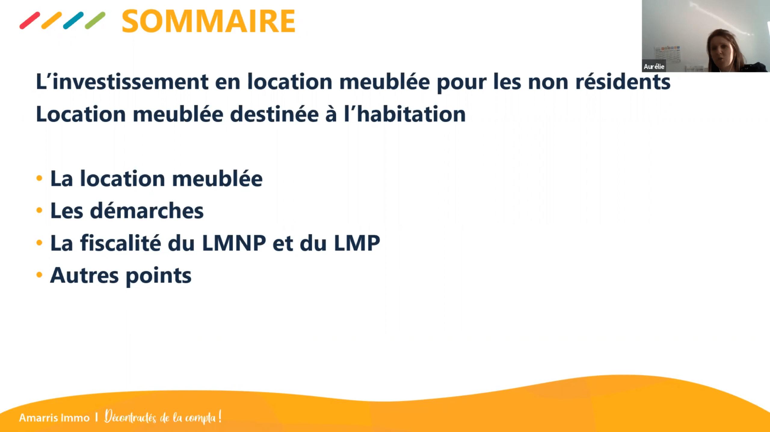 Replay Conference: Fiscalité LMNP LMP non-résidents 2020, évolution loi de finance 2020